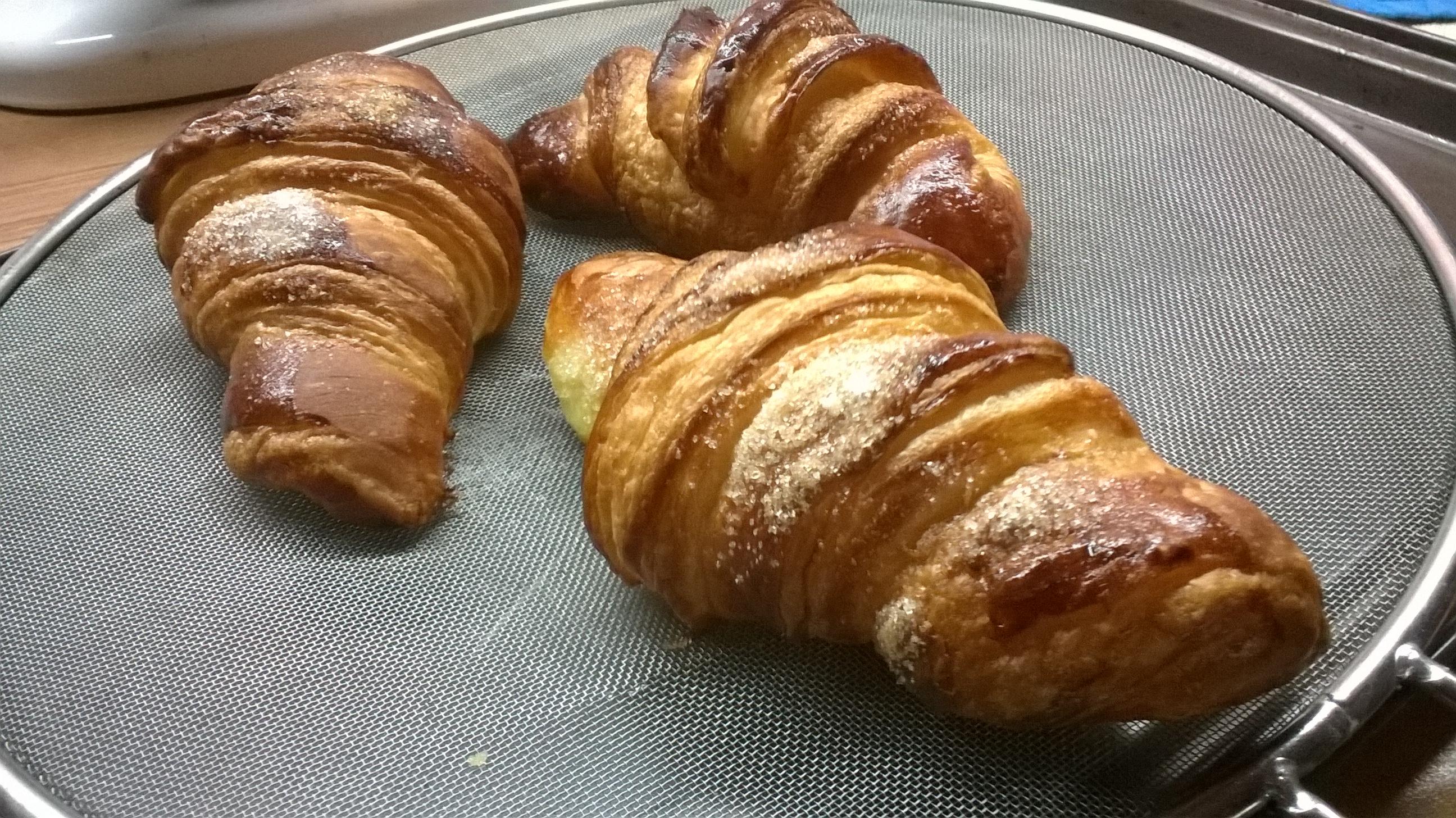 Croissant parigini di Iginio Massari