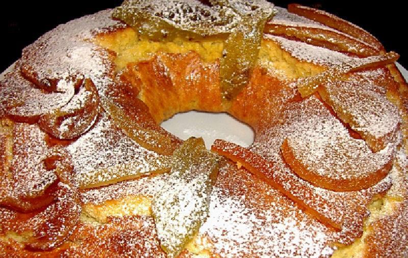 Gâteau des rois (Provence)