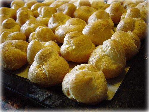 Pasta choux ( pasta per bignè )